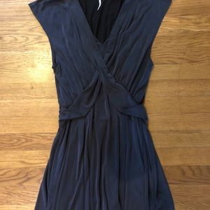 Free people black dress XS excellent condition